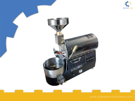 Coffee Bean Roaster Machine