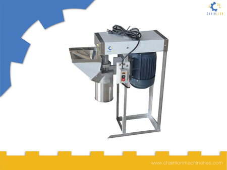 Giner&Garlic Paste making machine